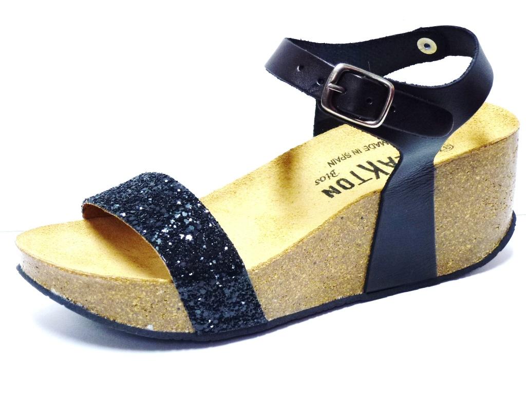 Chaussures Plakton noires femme gsOemi
